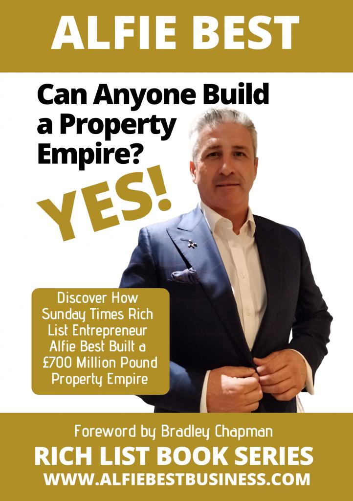 Alfie Best Business Rich List Book